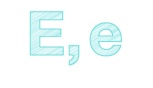 E,eから始まる英単語・英熟語・言い回し一覧