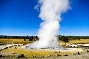 geyser