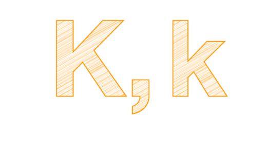 K,kから始まる英単語・英熟語・言い回し一覧