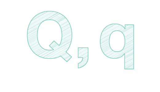 Q,qから始まる英単語・英熟語・言い回し一覧