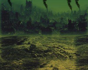 atomospheric pollution