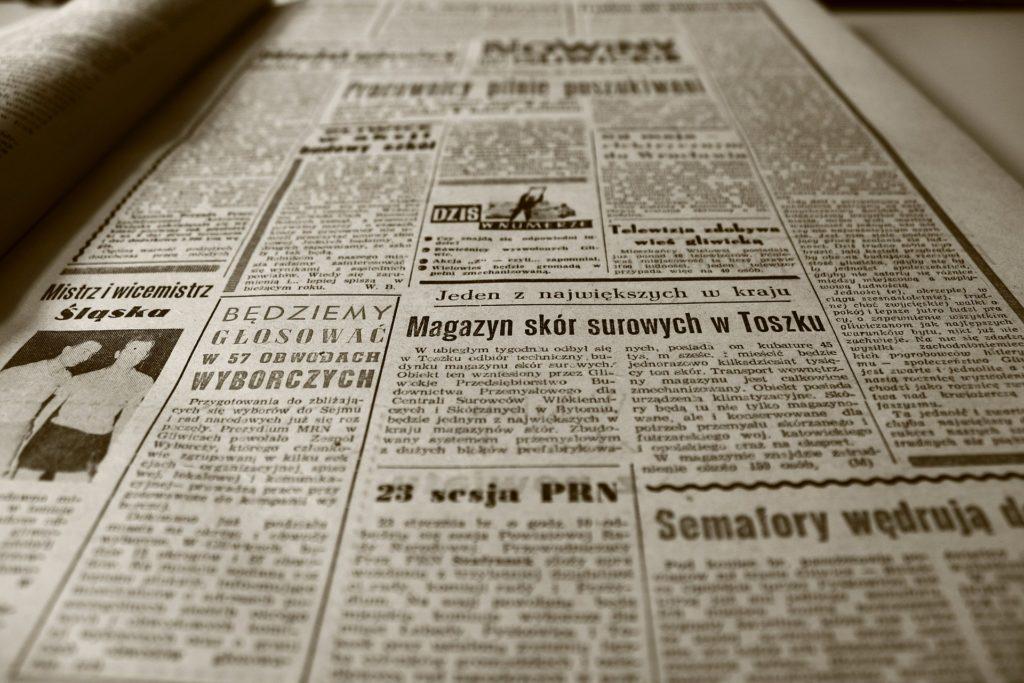 ジャーナリズム(Journalism)に関する英単語まとめ 画像と意味