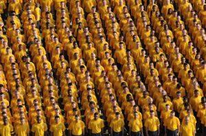 throng